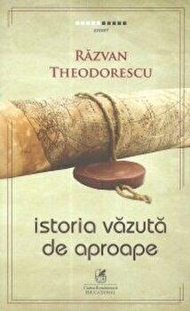 Istoria vazuta de aproape-Razvan Theodorescu imagine