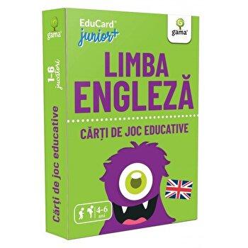 Carti de joc educative - Limba engleza/***