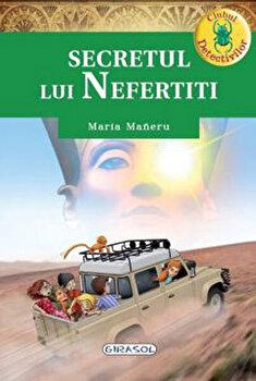 Clubul detectivilor - Secretul lui Nefertiti/***