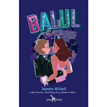 Balul/Saundra Mitchell imagine