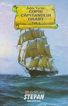 Copiii capiatanului Grant vol.1, 2, 3/Jules Verne imagine elefant.ro 2021-2022