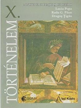 Istorie. Manual pentru clasa a X-a in limba maghiara/D. Giurescu, M. Stanescu, A. Budici, D. Tigau poza cate
