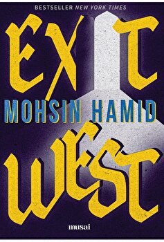 Exit West/Mohsin Hamid poza cate