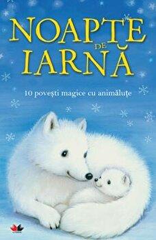 Noapte de iarna. 10 povesti magice cu animalute/***