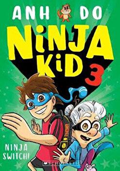 Ninja Kid 3/Anh Do