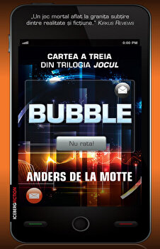 Bubble/Anders de la Motte imagine elefant.ro 2021-2022