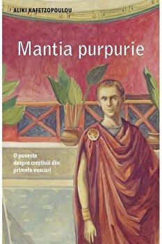 Mantia purpurie/Aliki Kafetzopoulou poza cate
