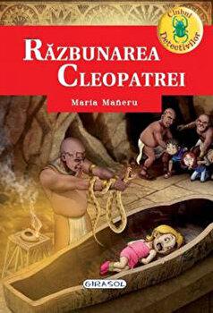 Clubul detectivilor - Razbunarea Cleopatrei/*** imagine elefant.ro 2021-2022