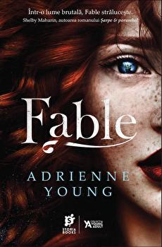 Fable. Editia in limba romana/Adrienne Young imagine elefant.ro