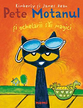 Pete Motanul si ochelarii sai magici (hardcover)/James Dean, Kimberly Dean imagine elefant 2021