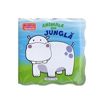 Ma joc in cadita! Animale din jungla/***