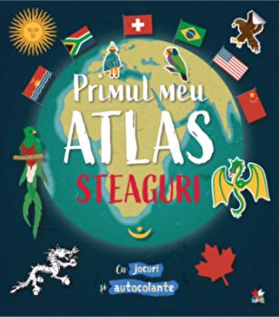 Primul meu atlas. Steaguri/***