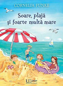Soare, plaja si foarte multa mare/Cornelia Funke