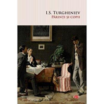 Parinti si copii/I.S. Turgheniev imagine