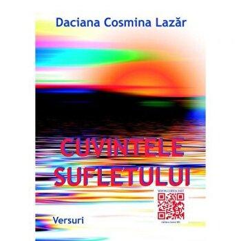 Cuvintele sufletului/Daciana Cosmina Lazar imagine elefant.ro 2021-2022