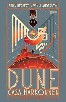 Dune. Casa Harkonnen/Brian Herbert, Kevin J. Anderson imagine elefant.ro 2021-2022