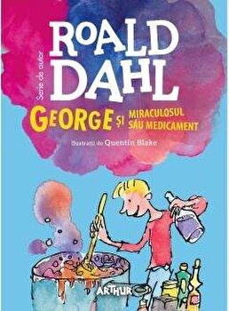 George si miraculosul sau medicament/Roald Dahl