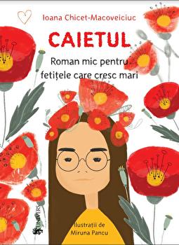 Caietul, roman mic pentru fetitele care cresc mari/Ioana Chicet-Macoveiciuc