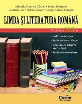 Limba si literatura romana. Clasa a XII-a/***
