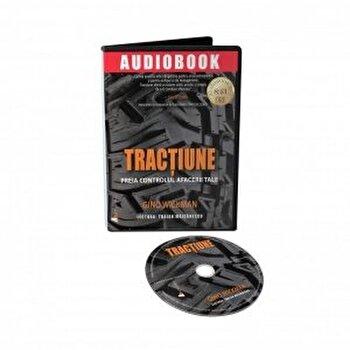 Tractiune. Preia controlul afacerii tale - CD/Gino Wickman imagine