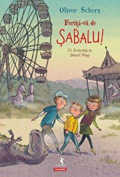 Feriti-va de Sabalu!/Oliver Scherz , Daniel Napp