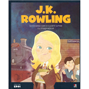 Micii eroi. J. K. Rowling/***