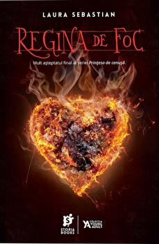 Regina de foc/Laura Sebastian imagine