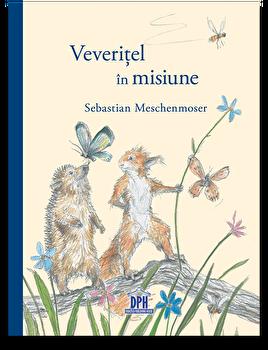 Veveritel in misiune/Sebastian Meschenmoser