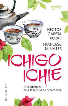 Imagine Ichigo Ichie - Arta Japoneza De A Te Bucura Fiecare Clipa - hector Garcia