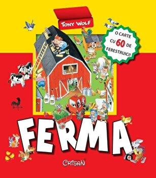 Ferma (O carte cu 60 de ferestruici)/Anna Casalis