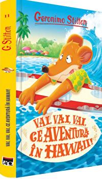 Vai,vai,vai ce Aventura in Hawaii/Geronimo Stilton imagine elefant.ro 2021-2022