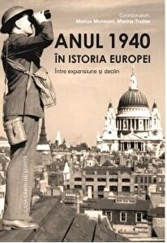 Anul 1940 in istoria Europei/Marius Muresan, Marina Trufan poza cate