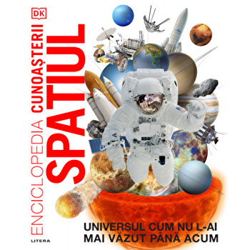 Enciclopedia cunoasterii. Spatiul/DK