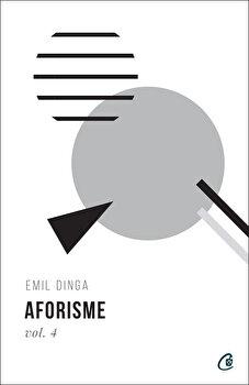 Aforisme. Vol. 4/Emil Dinga imagine elefant 2021