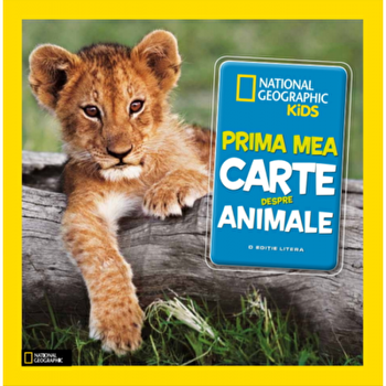 Prima mea carte despre animale/***