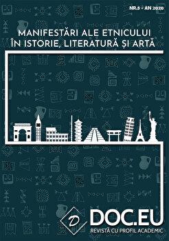 Coperta Carte DOC.EU Revista cu profil academic