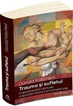 Imagine Trauma Si Sufletul - O Abordare Psiho-spirituala A Dezvoltarii Umane