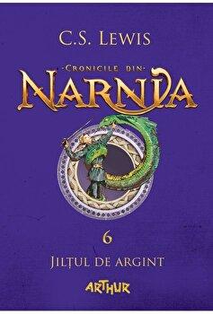 Cronicile din Narnia 6 -Jiltul de argint/C.S. Lewis
