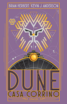 Dune. Casa Corrino. Colectia Armada/Brian Herbert, Kevin J. Anderson imagine elefant.ro 2021-2022