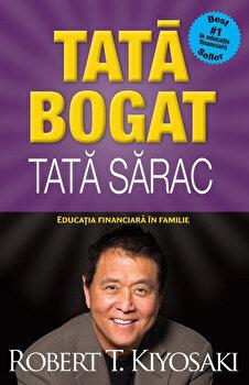 Coperta Carte Tata bogat, tata sarac. Editia a V-a, revizuita/Robert T. Kiyosaki