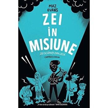 Zei in misiune/Maz Evans