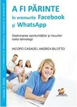 A fi parinte in vremurile Facebook si WhatsApp. Gestionarea oportunitatilor si riscurilor noilor tehnologii imagine elefant.ro