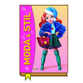 Marea carte de colorat - Moda si stil/*** imagine