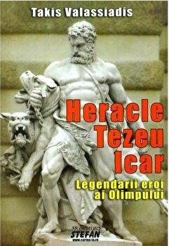 Heracle Tezeu Icar/Takis Valassiadis imagine elefant.ro 2021-2022