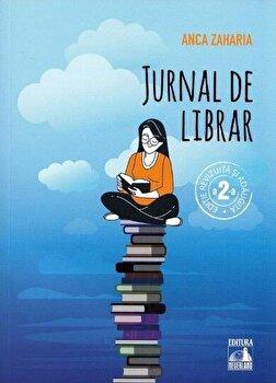 Jurnal de librar/Anca Zaharia imagine