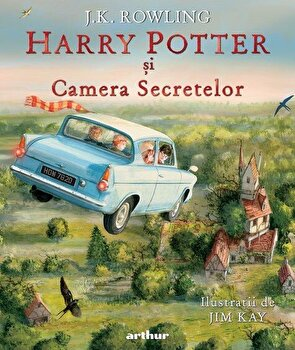 Harry Potter si camera secretelor/J.K. Rowling