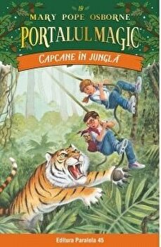 Capcane in jungla. Portalul magic nr. 19/Mary Pope Osborne