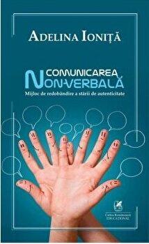 Comunicarea non-verbala/Adelina Ionita poza cate