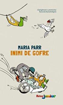 Inimi de gofre/Maria Parr