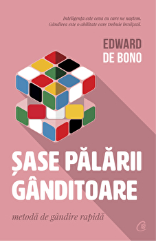 Imagine Sase Palarii Ganditoare - Editia A Ii-a - edward De Bono